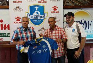 Bastidas será el técnico del Atlántico FC para la LDF