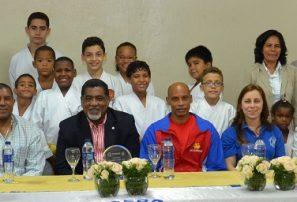Club Naco hará Copa Internacional de Karate