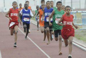 Atletismo inicia este viernes campeonato nacional infantil