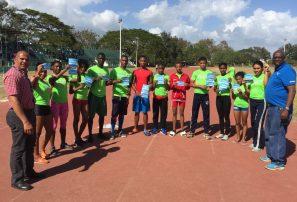 Patricia Arredondo, Peña y Tejada, oro en regional Atletismo Escolar