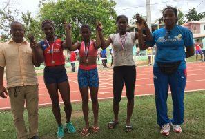 San Cristóbal conquista tercera Copa Atletismo