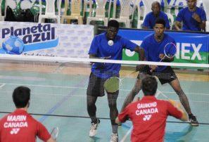 Seleccionado RD cae ante Canadá en inicio Panamericano de Bádminton