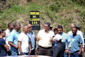 Udesa denuncia nueva invasión terrenos de La Barranquita