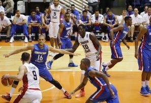 Selección basket pierde segundo juego copa Tuto Marchand