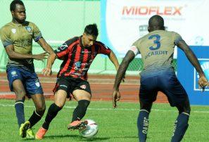 Rodríguez guía a Atlántico FC; Bauger FC y Moca dominan