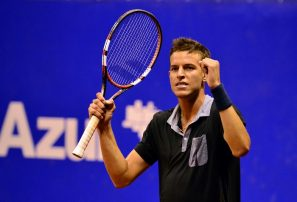 Bebo Hernández pierde en su debut en Wimbledon