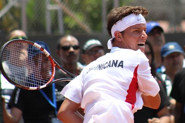 Dominicana anuncia equipo para Copa Davis