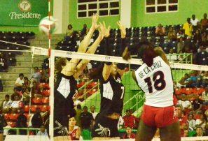 Equipo voleibol RD supera a México en Copa Panam