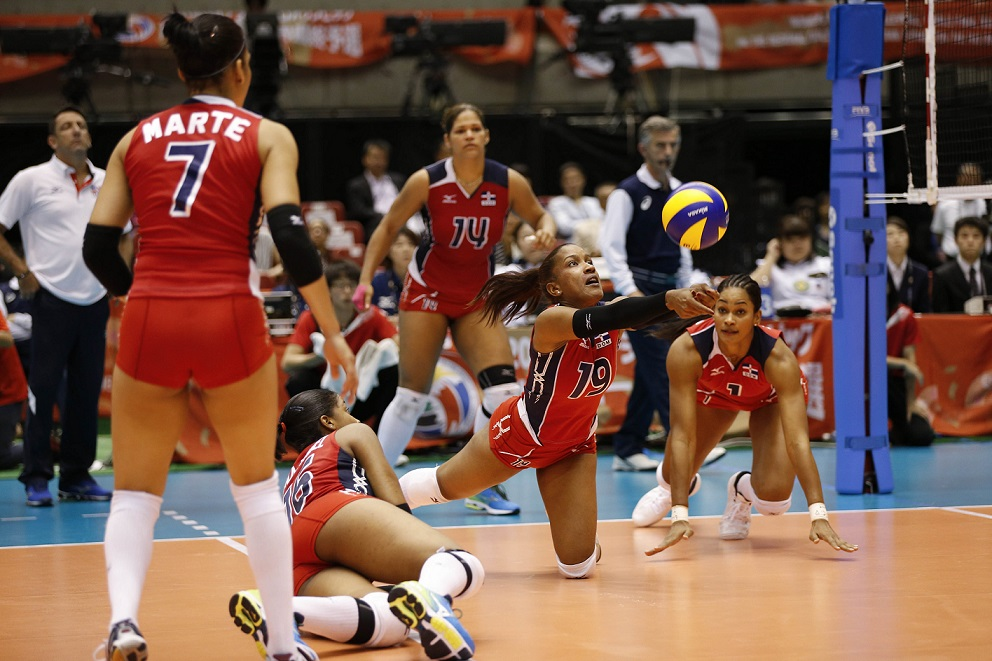 Voleibol RD se despide con triunfo ante Korea en PreOlímpico