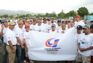 Bonao pide terminación obras en Caminta Olímpica