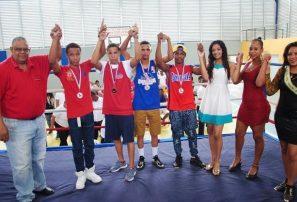 Dominicanos brillaron en Copa Independencia de Boxeo