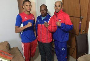 De los Santos y García hacen base de entrenamiento en Río