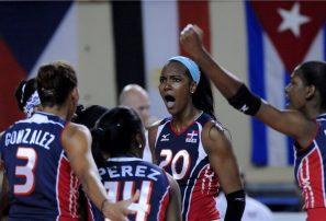 RD extiende a 6-0 su invicto en Mundial Sub-20 Voleibol