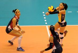 Voleibol superior, a cualificatorio olímpico