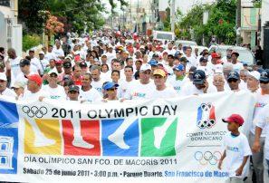 Definen programa Día Olímpico este sábado en Bonao