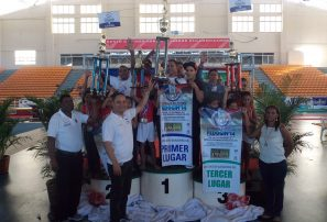 Santiago, campeón torneo gimnasia Estrellas del Futuro
