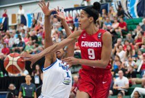 RD cayó ante Canadá en FIBA Américas Femenino
