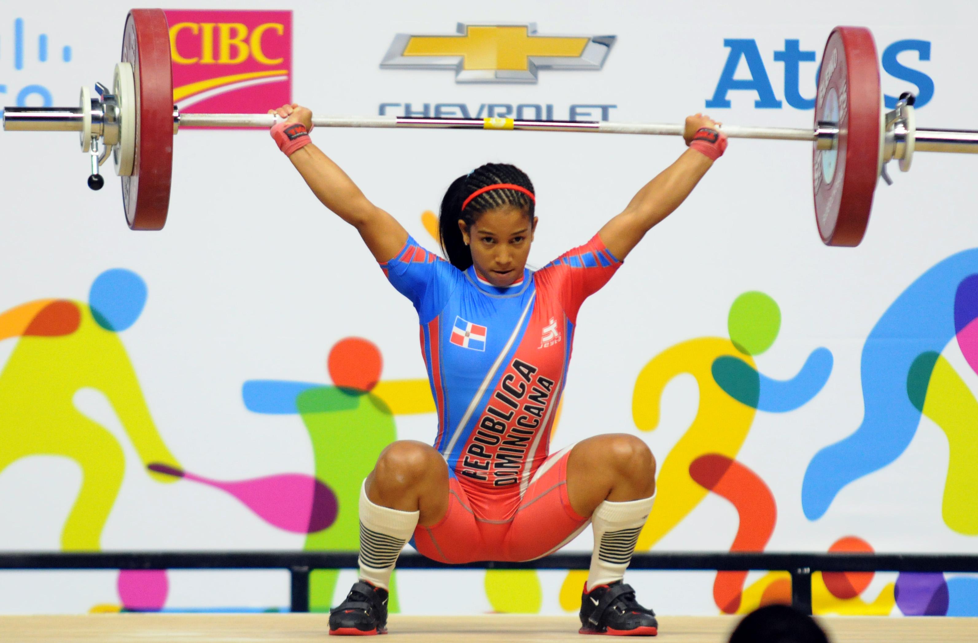 Cándida Vásquez, oro y récord; Pirón logra bronce