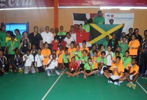 Bádminton RD retiene título campeón del Caribe