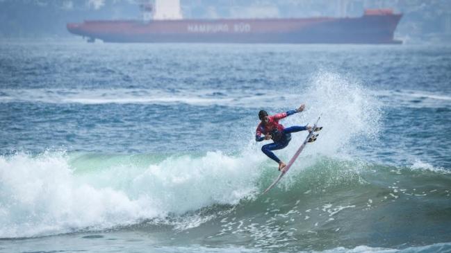 Chile acogerá primer circuito de Surf y carrera para Tokio 2020