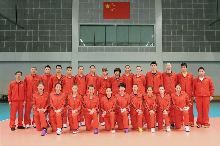 Sexteto femenino pierde ante China en Grad Prix