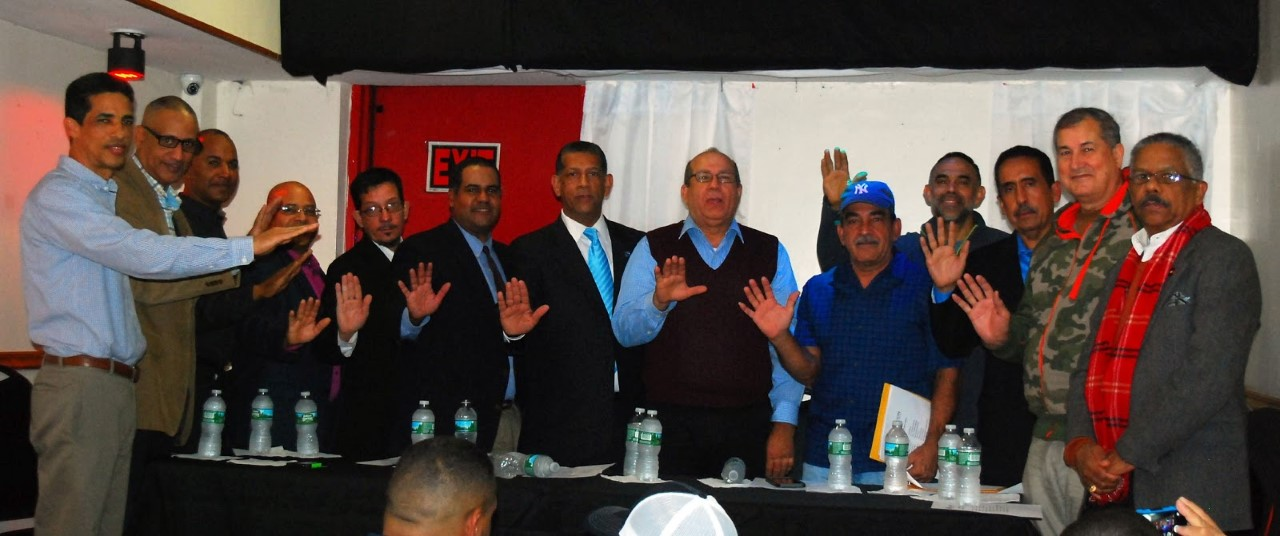 José Polanco preside directiva de la Asociación Ciclismo de NY