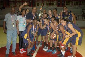 Fedoclubes inicia este viernes nacional de basket femenino