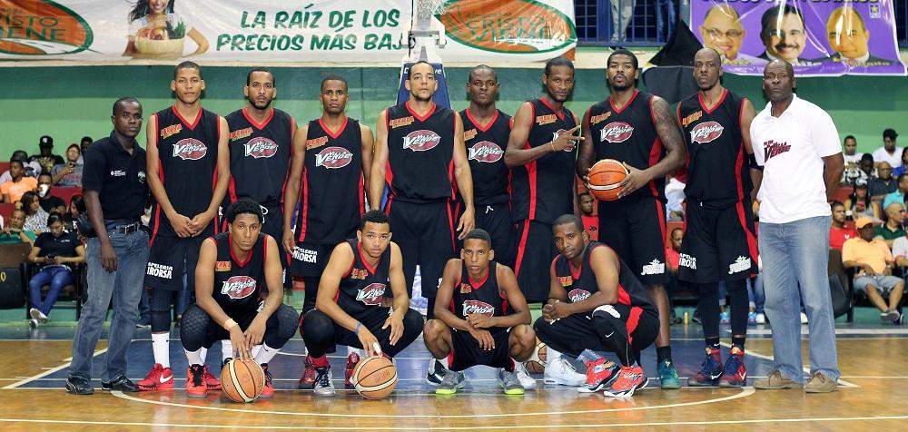 Máximo Gómez es el campeón  del basket de La Romana