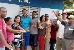 Juramentan directiva Club Pentatlón en Puerto Plata