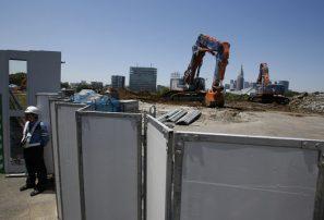 COI quiere estadio de Tokio esté listo en enero 2020