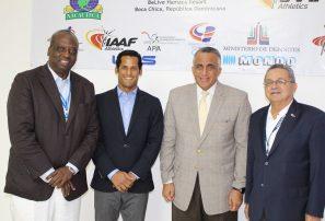 Atletismo RD y NACCA concluyen curso entrenadores alto nivel