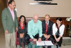 COD y Avianca firman pacto transportar delegación Veracruz