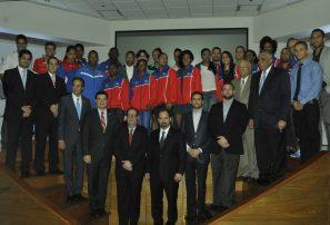 Creso exhibe satisfacción por actuación atletas en Veracruz