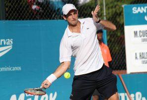 Cuevas avanza a cuartos  en Santo Domingo Open