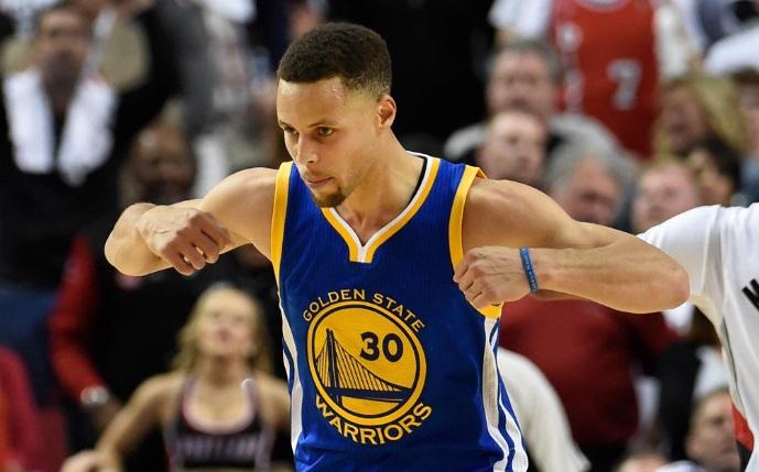 Curry, elegido el Más Valioso por segundo año seguido
