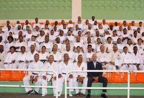 Karate concluye seminario e Iniciará otro para árbitros