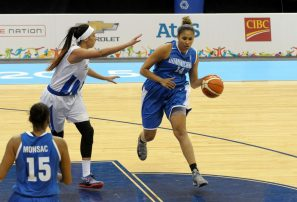 Quinteto femenino basket pierde de Puerto Rico