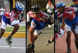 Selección patinaje, a base entrenamiento en Colombia