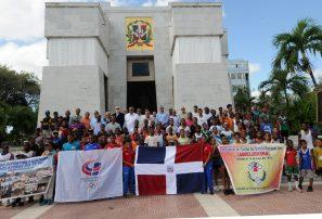 COD ratifica compromiso en Día Nacional del Deporte