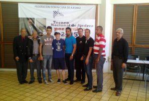 Distrito Nacional, campeón torneo ajedrez por equipos