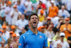 Djokovic conquista su sexto Masters 1000 de Miami