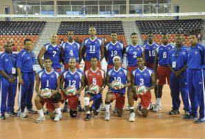 Selecciones entrenarán en el Palacio del Voleibol