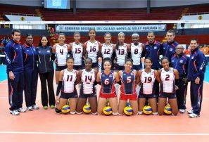 Sexteto criollo sub-18 conquista el oro campeonato voleibol