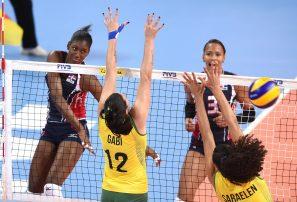 RD pierde ante Brasil y va por bronce en Mundial sub-23