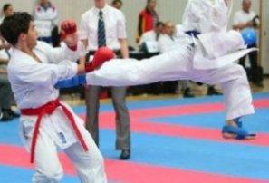 "Llegan atletas participarán Copa Dimitrova de karate"""