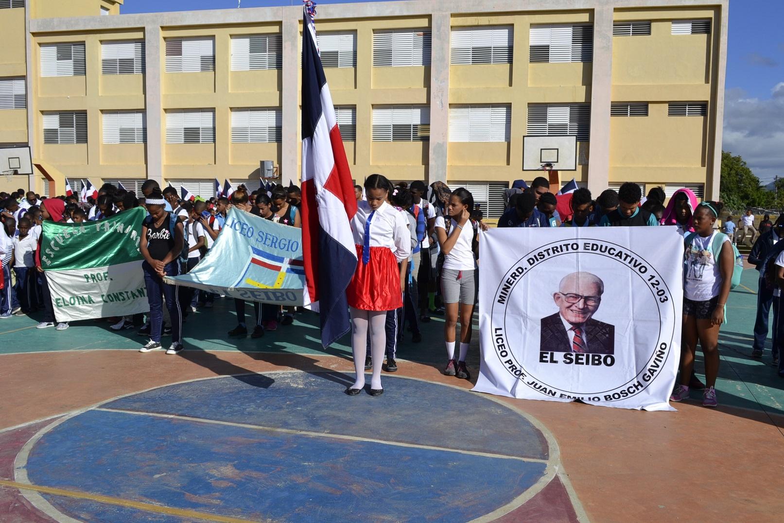 Dan apertura a Convivencias Escolares en Higüey