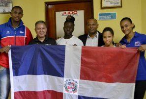 Judocas cadete y junior van a clasificatorio ranking mundial