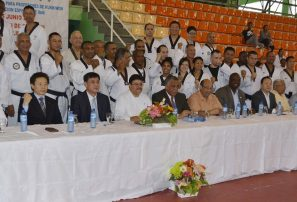 Taekwondo inicia seminario internacional para maestros