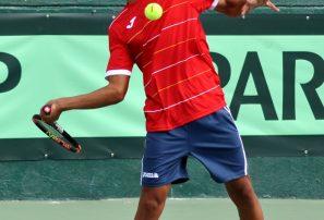 RD avanzan en torneos  Junior Davis Cup y la Junior Fed Cup