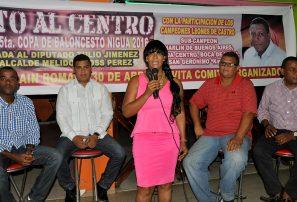 Anuncian torneo baloncesto superior de Nigua